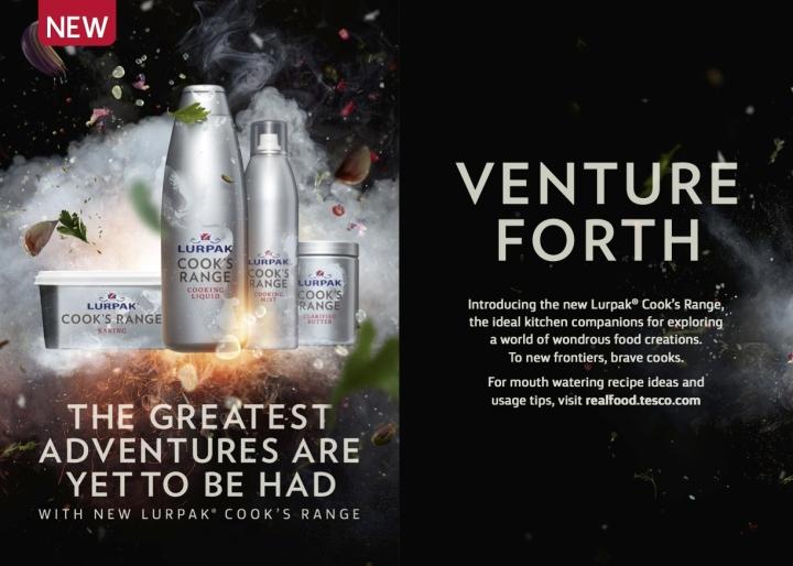 Lurpak Cook's Range Advertorials — Chris Cilliers Creative